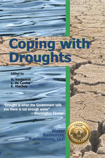 COPING WITH DROUGHTS Book image
