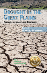 DROUGHT IN THE GREAT PLAINS Book image