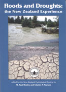 FLOODS AND DROUGHTS: The New Zealand Experience Book image