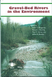 GRAVEL BED RIVERS IN THE ENVIRONMENT Book image