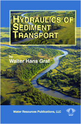 HYDRAULICS OF SEDIMENT TRANSPORT Book image