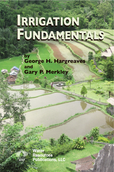 IRRIGATION FUNDAMENTALS Book image