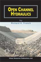 OPEN CHANNEL HYDRAULICS Book image